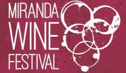 Miranda Wine Festival. 18 Mayo